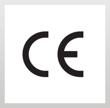 CE – Kennzeichnung
